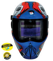 Save Phace RFP 40VizI4 Series Welding Mask - Captain Jack