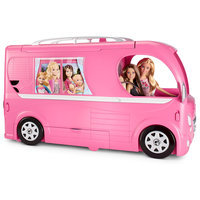 Mattel Barbie Pop-Up Camper Vehicle
