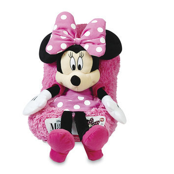 Jay At Play Disney 14 Inch HideAway Pet - Minnie Mouse