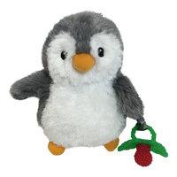 Raz Baby RaZbaby Raz Buddy Teether and Teether Cozy - Ethan Penguin