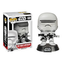 POP Star Wars: Episode VII (7) The Force Awakens - First Order Flametrooper by Funko