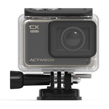 Activeon Inc Activeon - Cx Gold 16.0-megapixel Digital Camera - Black/gold