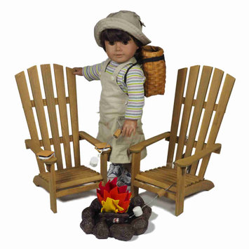 The Queen's Treasures 18-inch Doll Accessory - Great Outdoors Wilderness Adventure Set
