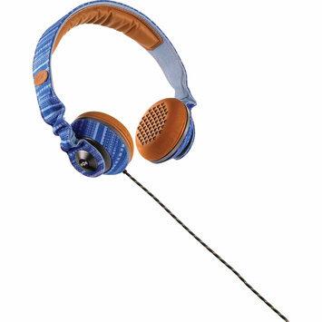 House of Marley Riddim On-Ear Headphones Stereo Headset (Sky)