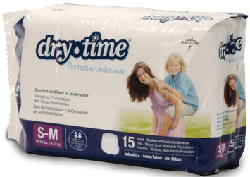 MEDLINE MSC23001A DryTime Disposable Protective Underwear