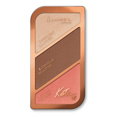 Kate Sculpting Face Kit 003, 0.88 oz