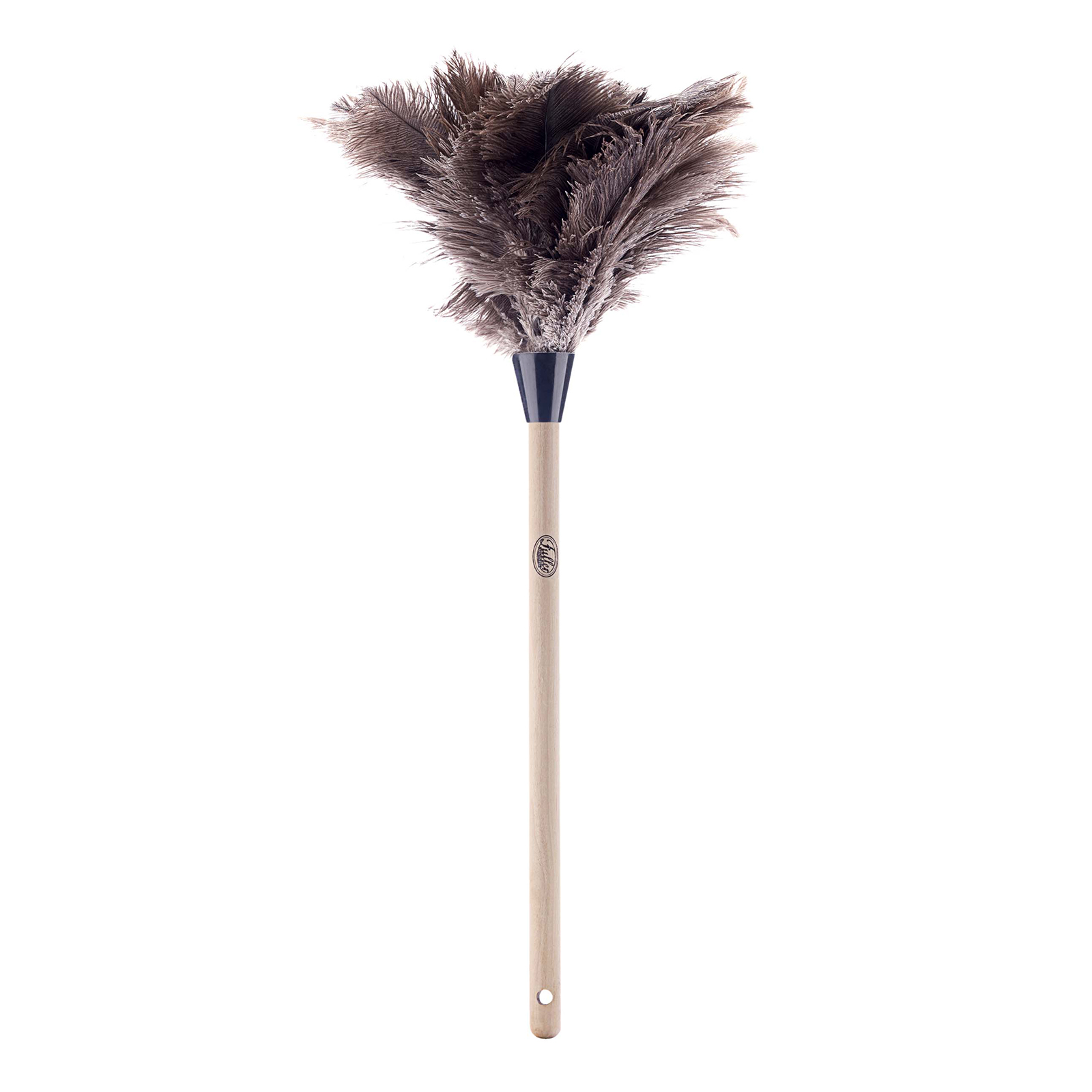 Fuller Brush 1906 Ostrich Feather Duster, Brown