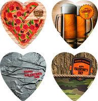 Elmer Chocolate Valentine Heart Chocolates, 6.8 oz