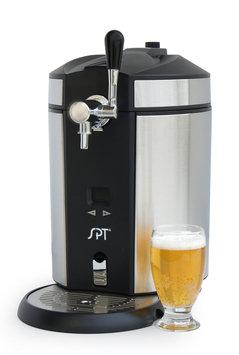 Spt 5 l Mini Beer Kegerator and Dispenser