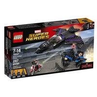 Super Heroes: Black Panther Pursuit #76047