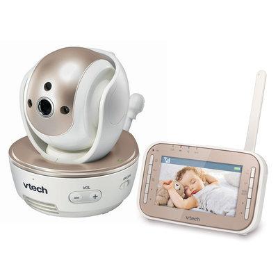 VTech Safe & Sound Expandable Digital Video Baby Monitor- VM343