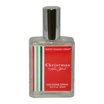 Christmas In New York by Demeter for Unisex - 4 oz Cologne Spray