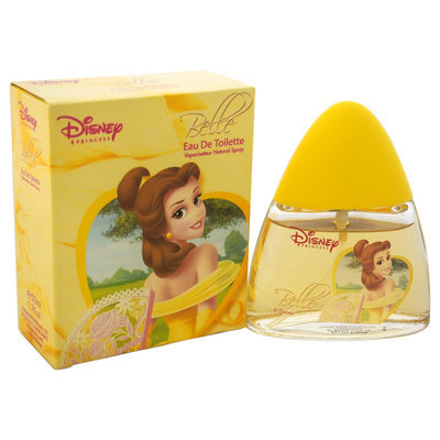 Disney Belle by Disney Princess, 1.7 oz Eau De Toilette spray for girls.