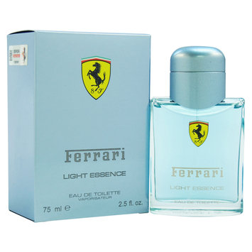 Ferrari Light Essence by Ferrari for Men - 2.5 oz EDT Spray