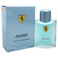 Ferrari Scuderia Light Essence, 125 ml Eau de Toilette Spray für Herren