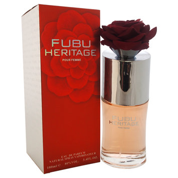 Fubu Heritage Pour Femme by Fubu for Women - 3.4 oz EDP Spray