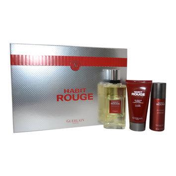 Habit Rouge Guerlain 3 pcGift Set Men