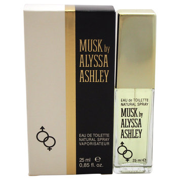 Alyssa Ashley Musk by Houbigant for Women - 0.85 oz EDT Spray