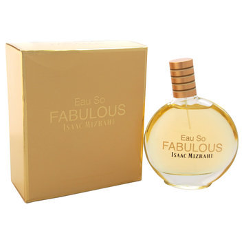 Eau So Fabulous by Issac Mizrahi for Women - 3.4 oz EDT Spray