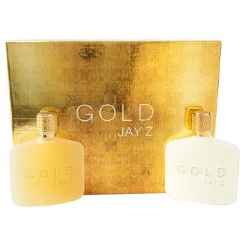 Jay-Z Gold Cologne Gift Set