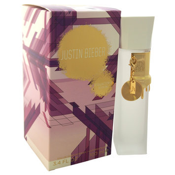 Justin Bieber by Justin Bieber for Women - 3.4 oz EDP Spray (Collector's Edition)