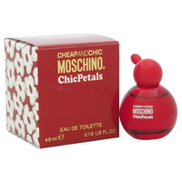 Cheap And Chic Chic Petals by Moschino for Women - 0.16 oz EDT Splash (Mini)