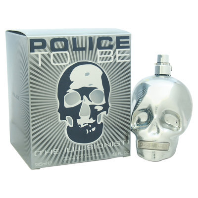 Police TO BE The Illusionist Eau de Toilette 125ml