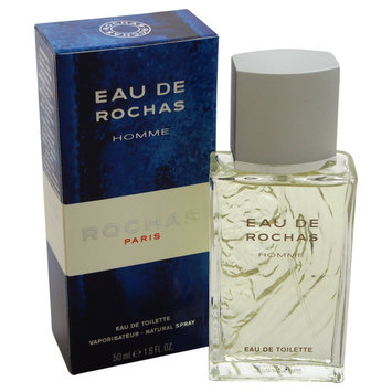 Rochas Men's 'Eau de Rochas' 1.7-ounce Eau de Toilette Spray