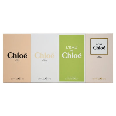 Chloe Women's Chloe Variety Parfums Chloe Women's 4 -piece Mini Gift Set