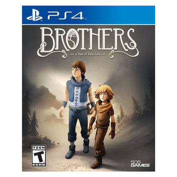 505 Games Brothers: A Tale of Two Sons - Action/Adventure Game - PlayStation 4