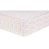 Trend Lab Deer Lodge Arrow Fitted Crib Sheet