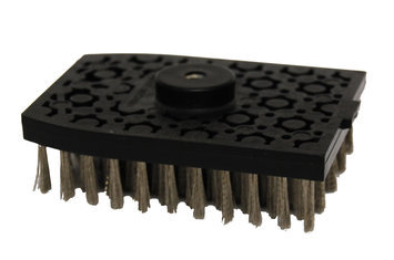 Brinkmann Grilling Accessories. Replacement Head for Grill Cleaning Brush