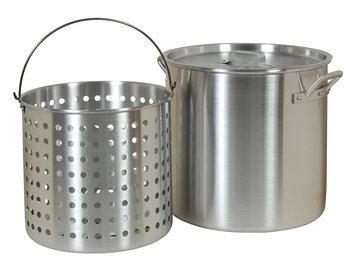 Brinkmann Outdoor Kitchen. 42 qt. Pot and Basket Set
