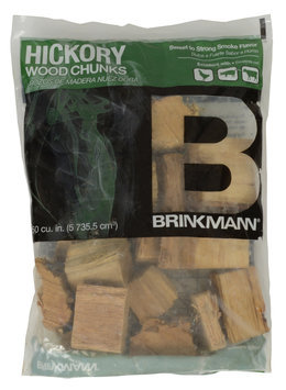 Brinkmann Grill Tools 4 lb. Hickory Wood Chunks 812-5401-S