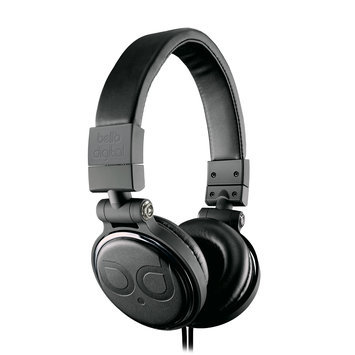 BELLO BDH806BK Over-Ear Headphone Black