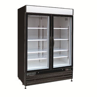 Maxx Cold 48-cu ft Frost-Free Commercial Upright Freezer (Black) MXM2-48FB