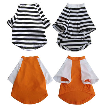 Iconic Pet 2-pack Pretty Pet Apparel With Sleeves