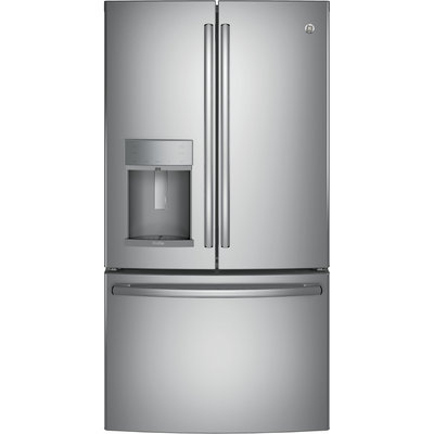 GE Profile Stainless Steel French Door Refrigerator