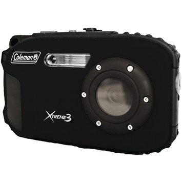 Coleman Xtreme3 C9WP Shock & Waterproof 1080p HD Digital Camera (Black)