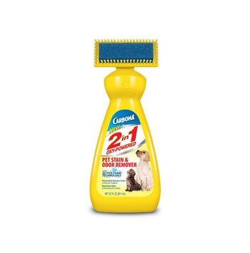 Carbona 2 IN 1 PET STAIN & ODOR REMOVER
