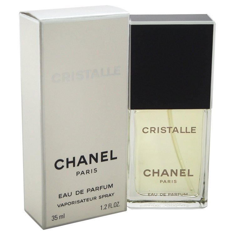 Chanel - Cristalle Eau De Parfum Spray 35ml/1.2oz