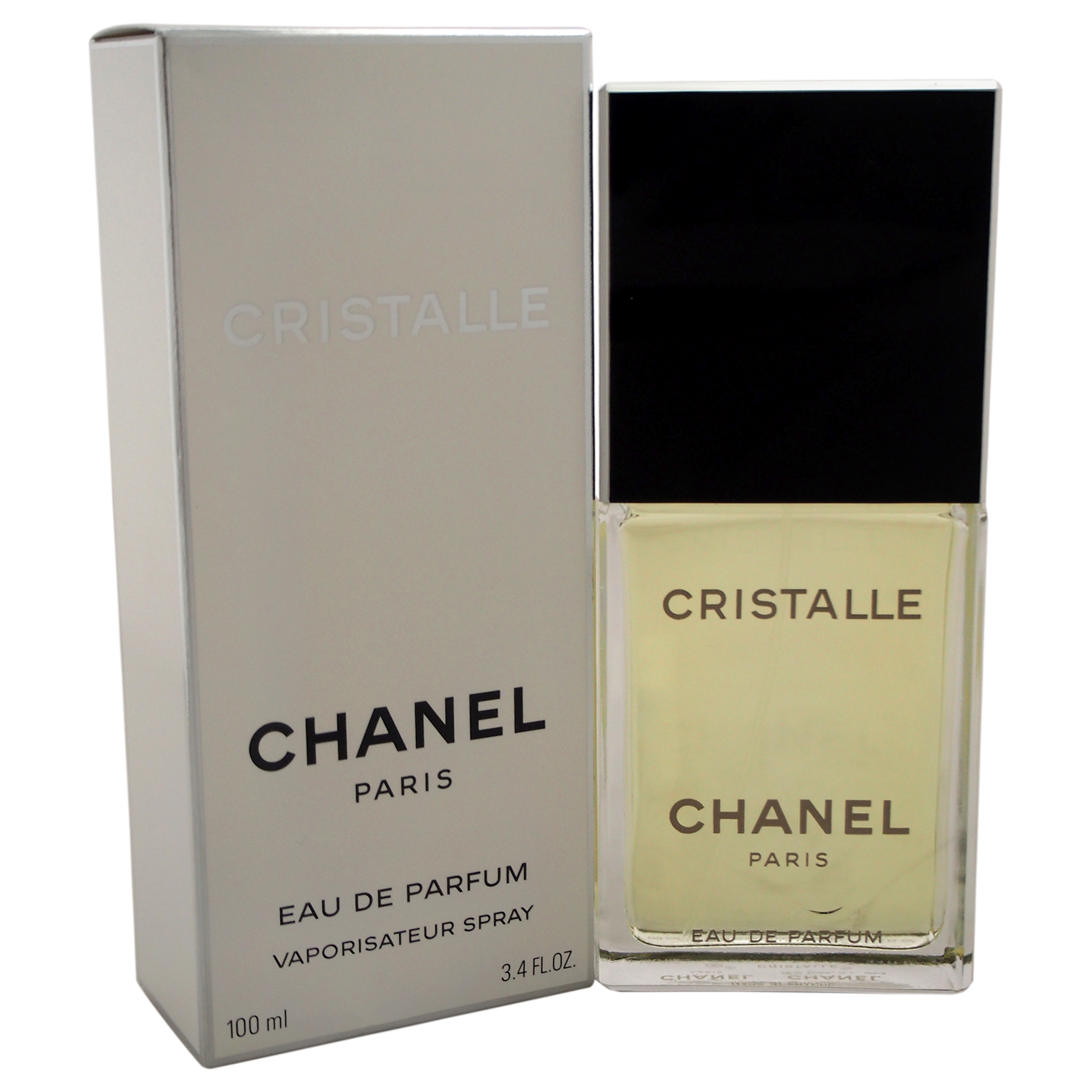 Chanel - Cristalle Eau De Parfum Spray 100ml/3.4oz