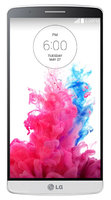 LG G3 Dual SIM D858 32GB White UNLOCKED 4G LTE Mobile Phone