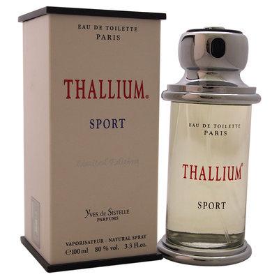 Jacques Evard 'Thallium Sport' Men 3.3-ounce Eau de Toilette Spray
