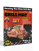 As Seen On TV Miracle Grill Mat