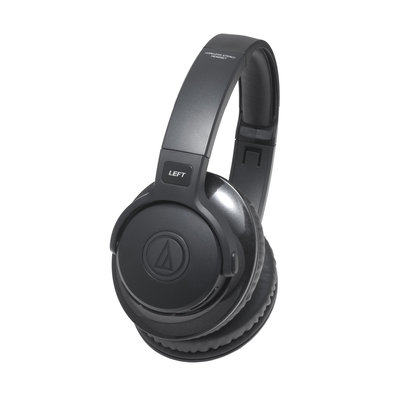 Audio-technica Audio Technica SonicFuel Wireless Over-ear Headphones - Black (ATH-S700BT)