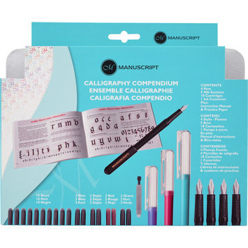 Manuscript Pen MC150 Calligraphy Compendium Set