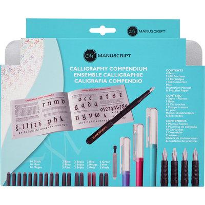 Manuscript Pen MC150 Calligraphy Compendium Set