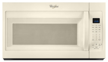 Whirlpool WMH32519FT 1.9 Cu. Ft. Bisque Over-the-Range Microwave