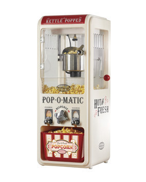 Nostalgia Electrics 2.5 oz. Popcorn and Seasoning Dispenser